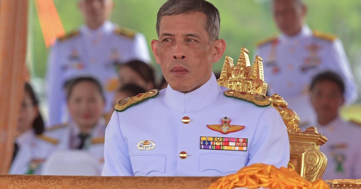 कोरोनाको डरले थाइल्याण्डका राजा जर्मनी भागे