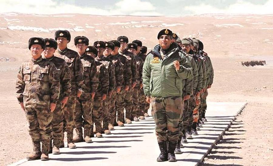 भारत–चीनीया सेनाबीच भिडन्त, तीन भारतीय सैनिकको मृत्यु