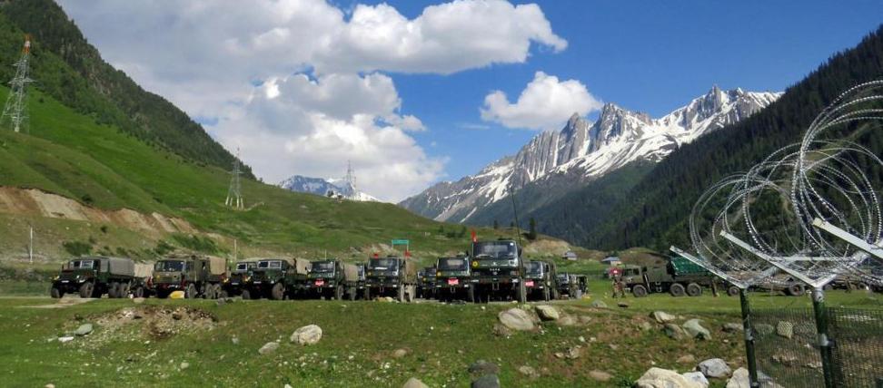 आफ्नो भूमिमा घुसेपछि भारतलाई चीनको जवाफी हमलाः २० भारतीय सैनिक मारिए