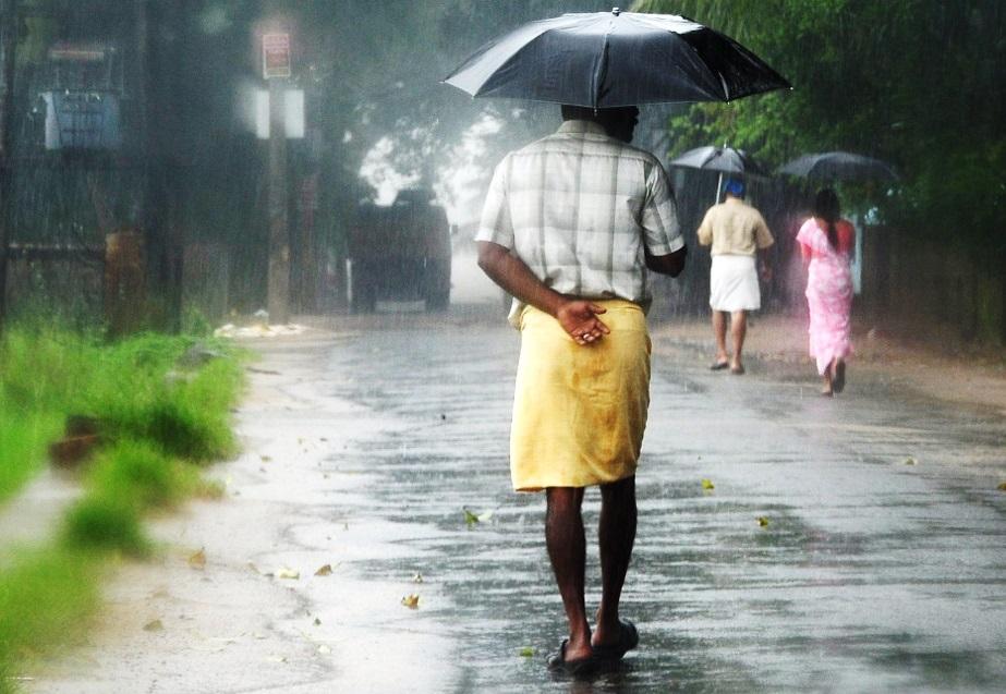 आज दिउँसोदेखि पूर्वी नेपालमा वर्षा झन् बढ्ने
