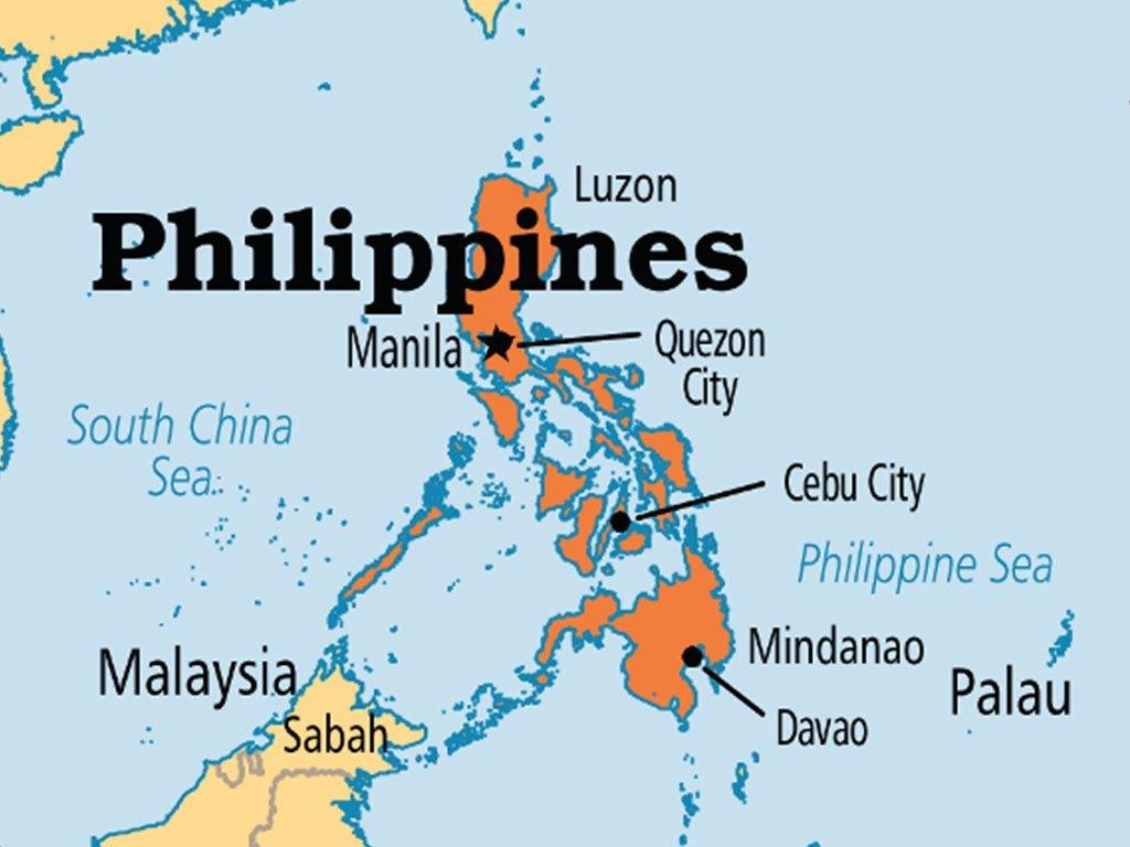 फिलिपिन्समा ६.३ म्याग्नीच्यूडको भूकम्प