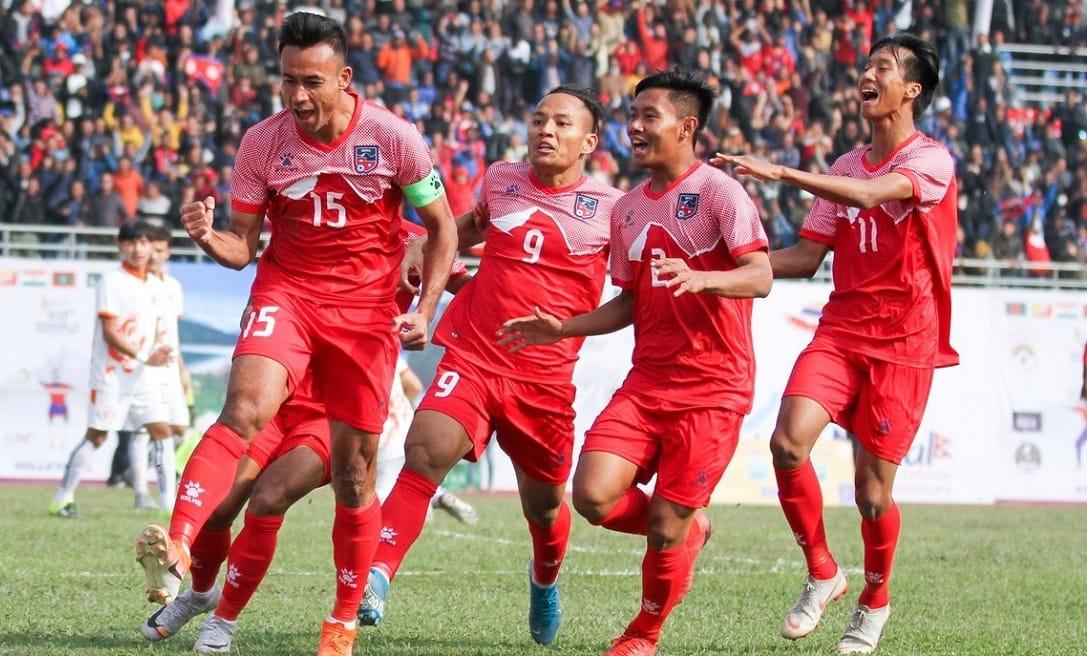 नेपाललाई थ्री नेसन्स कप फुटबलको उपाधि