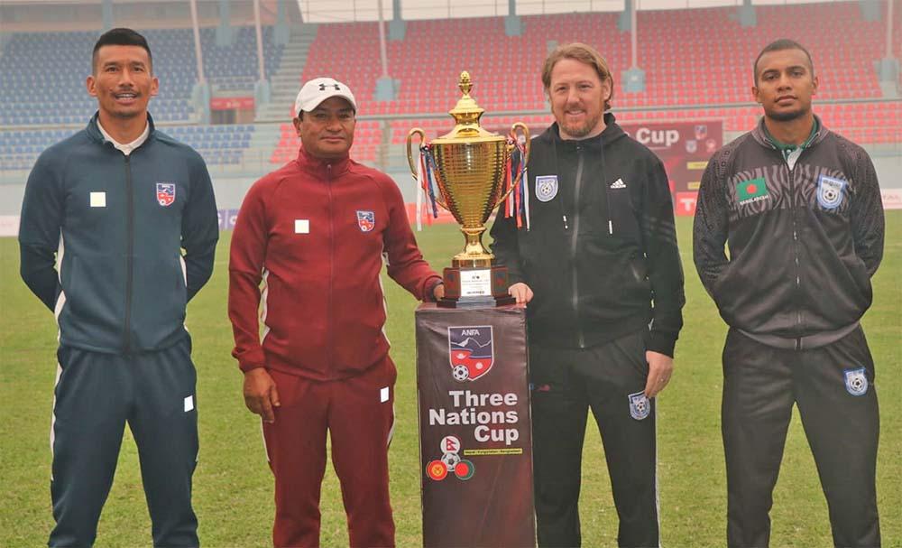 त्रिदेशीय कपको फाइनल बंगलादेशविरुद्ध नेपाल (लाइभ)