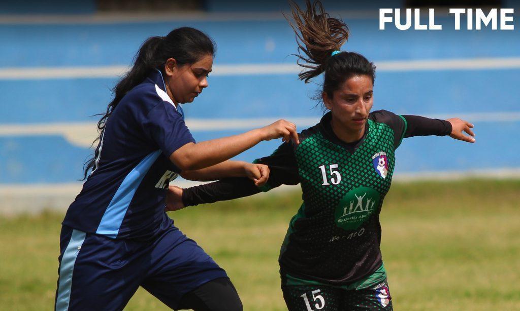 पाकिस्तानमा तहल्का मच्चाउँदै नेपाली महिला फुटबलर, अनिता एक्लैले गरिन १६ गोल